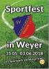 Sportfest in Weyer